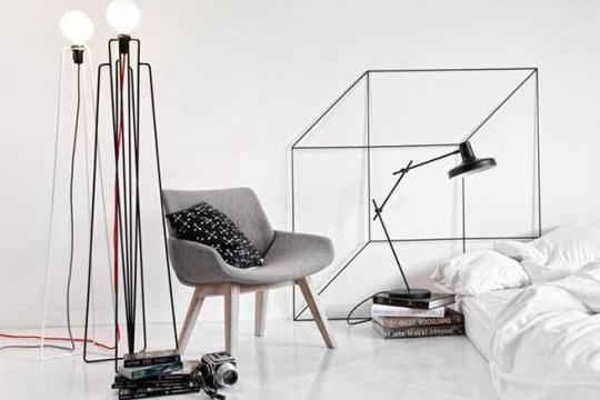 Monk Prostoria - Monk armchair gray