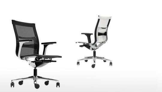 Una Plus Chair ICF - Icf-office-una-plus01