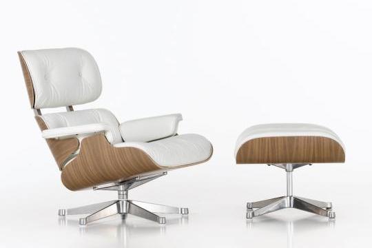 Eames Lounge Chair & Ottoman Vitra - Vitra loungechairottoman