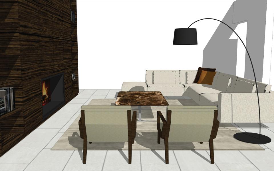 Villa te Affligem - Project1