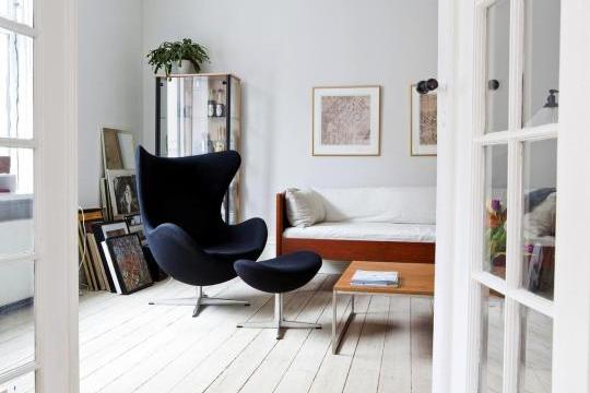 Egg Chair Fritz Hansen - Egg1