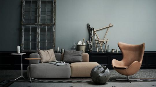 Egg Chair Fritz Hansen - Egg2