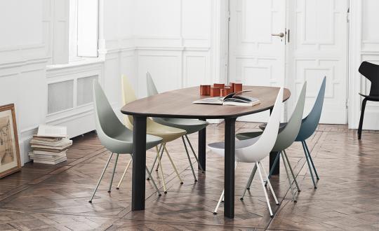 Drop Chair Fritz Hansen - Drop2