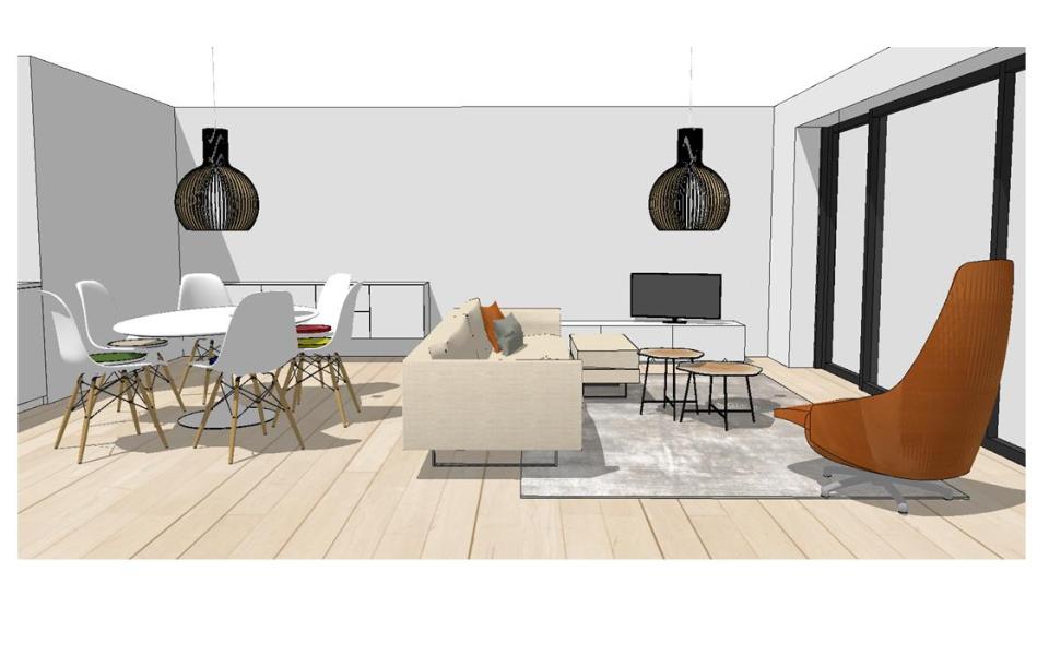 Appartement te Aalst - Cc