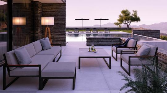 Ninix Lounge Royal Botania