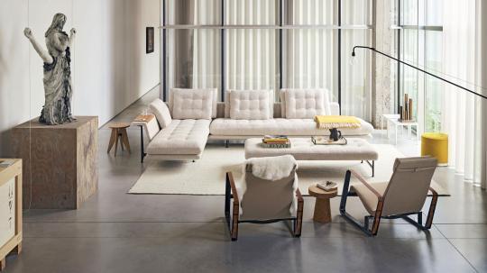 Grand Sofa Vitra - Grand sofa3