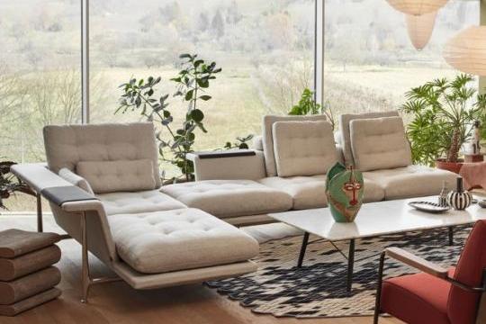 Grand Sofa Vitra - Grand sofa4
