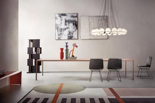 Neil Leather chair MDF Italia - Neil leather1
