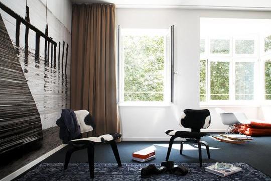 LCW Lounge Chair Wood Vitra - Lcw 03