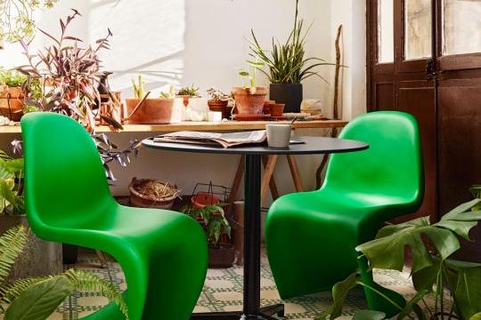 Panton Chair Vitra - Vitra-verner-panton-panton-chair-summer-green-001shop