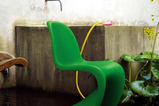 Panton Chair Vitra - Vitra-verner-panton-panton-chair-summer-green-002shop