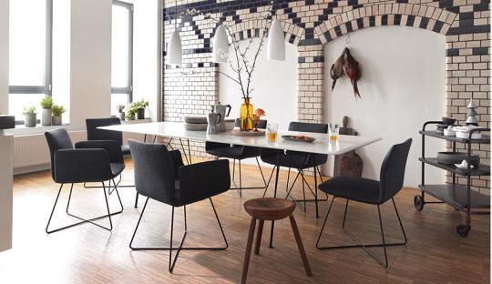 Jalis Chair Cor - Interieurbeeld