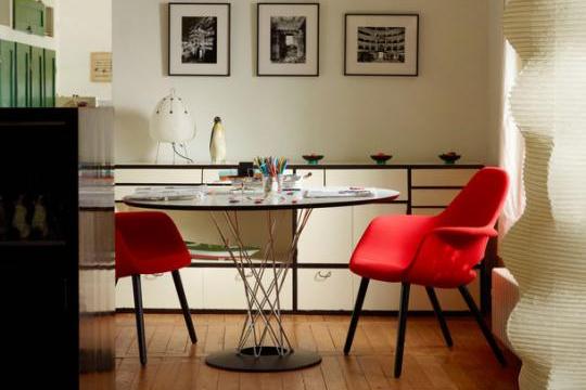 Organic Chair Vitra