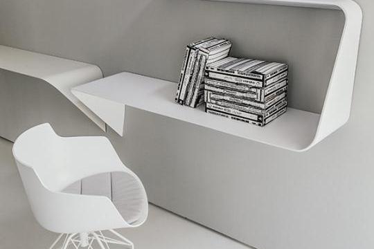 Flow Chair MDF Italia - Slider flowslim 07a