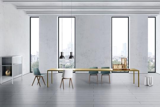 Tense tafel MDF Italia - 01602 702 cc-2
