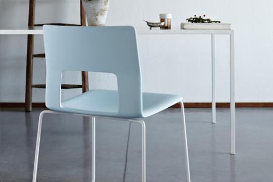 Kobe tafel en stoelen Desalto - Desalto kobe3